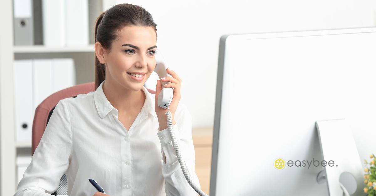 EasyBee Cost Effective Virtual Receptionist